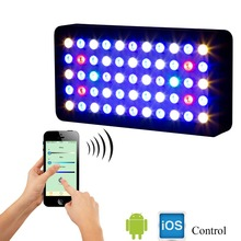 WIFI Controlled 165W LED Aquarium Lights for Coral Reef