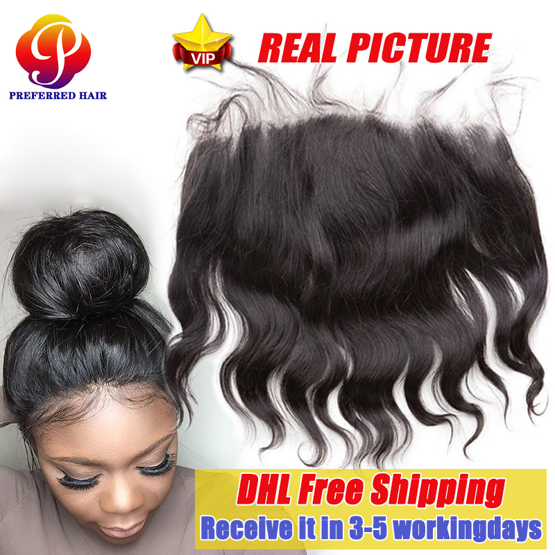 7A Cheap Indian Lace Frontal Closure Human Hair 13x4 Bleached Knots Virgin Body Wave Full Lace Frontal Pieces Free Shipping<br><br>Aliexpress