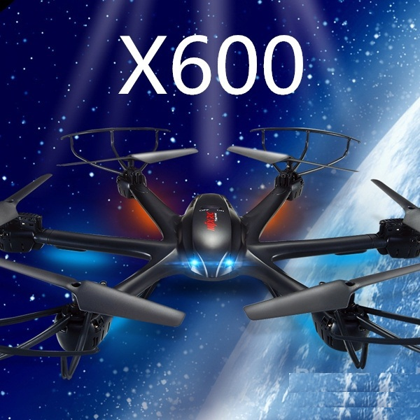 MJX X600 2 4G RC hexa copter RC drone with without C4005 FPV HD camera free