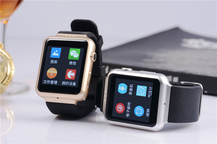 Android Smart Watch T8 GPS Tracker Bluetooth IPS LCD Display 2MP Camera 720P Video Record Gravity Sensor 2G/3G Mobile SIM Card(China (Mainland))