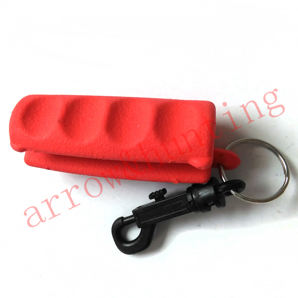 High quality 2 pcs hunting arrow puller black and red 2 colors target remover archery compound