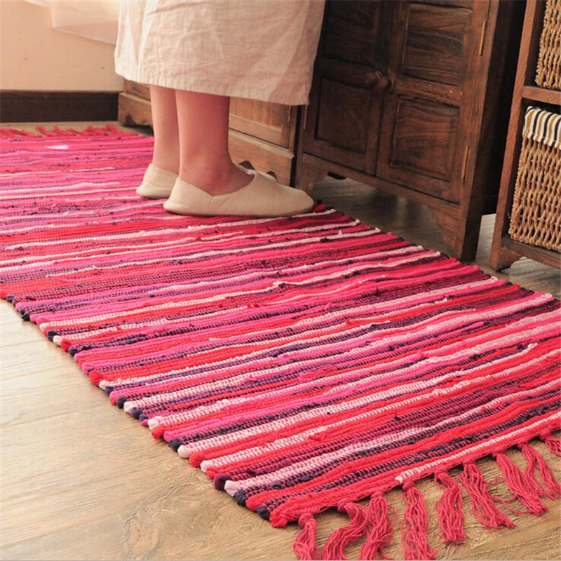 5 Size 7 Colors Vintage National Wind Floor Tapete De  ~ Tapete De Quarto