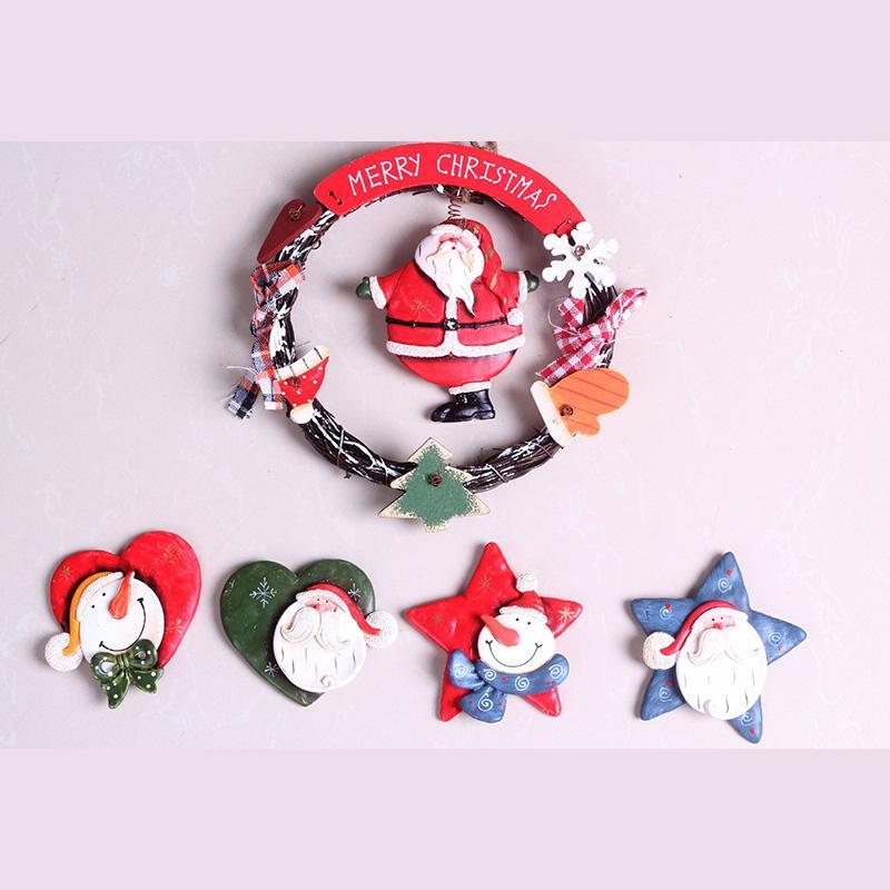 Popular magnetic christmas decorations buy cheap