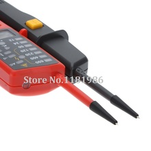 Wholesale UNI T UT18C Multi function Voltage Meter Continuity Tester LED Indication Date Hold RCD Test