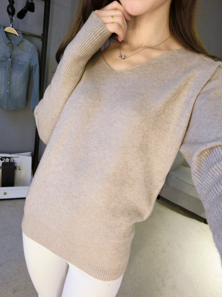 2015 Hot sale cashmere wool sweaters women sweater brand pullover 2015 fashion winter spring relax 5XL 6XL BUST 135-140CM(China (Mainland))
