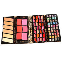 2015 New TOP Quality Makeup Glitter Shimmer Eyeshadow Palette Eyeshadow Colorful Set SPUS