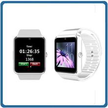 2016 цена от производителя bluetooth-смарт часы GT00 запястье телефон Smartwatch поддержки наручные часы GSM SIM карты памяти для android-iphone