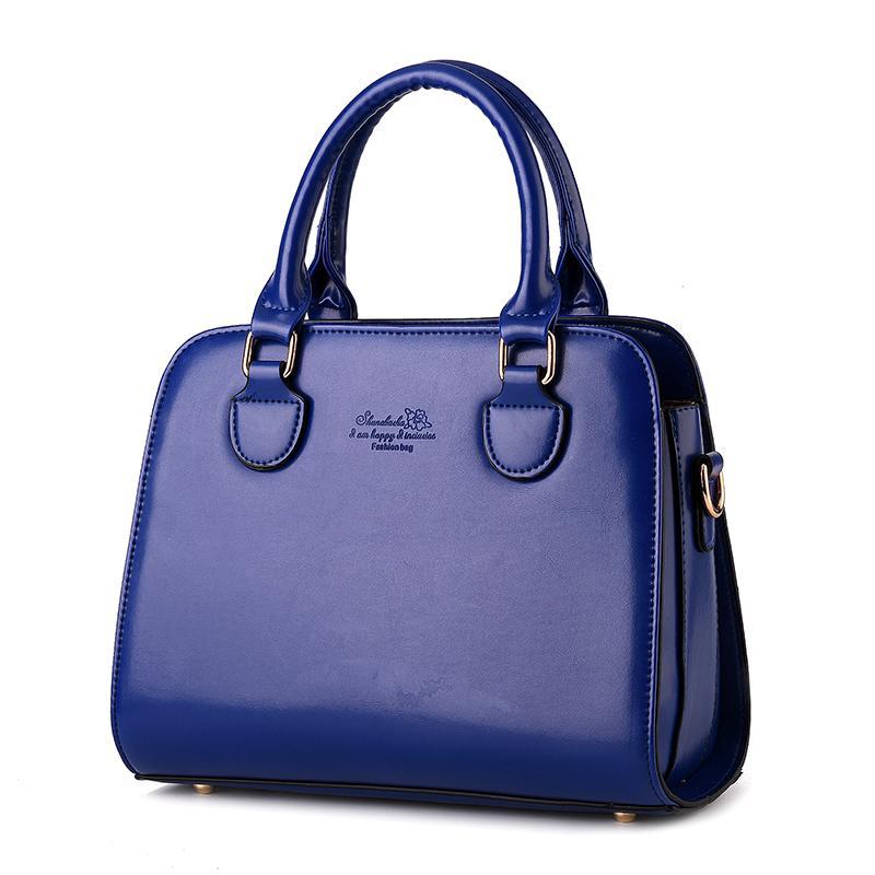 2016 new handbags female fashion women's PU Leather Messenger Crossbody shoulder bag