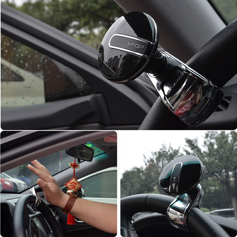 Smart Car With Spinners Power Handle Car Spinner