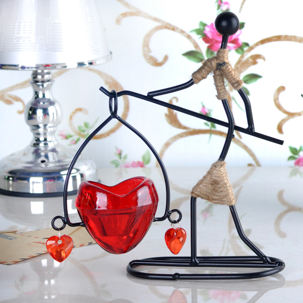 2016 new morocco holders bird cages gift romantic tieyi - Mousse decoration florale ...