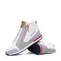 2016 hot sale superstar shoes men classic high top Shoes men Fashion Lace up non Slip