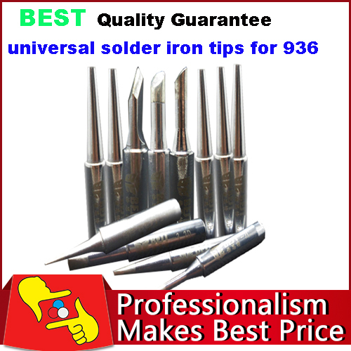 12pcs best high quality universal solder iron tips welding tips for 936 series solder iron free. Black Bedroom Furniture Sets. Home Design Ideas