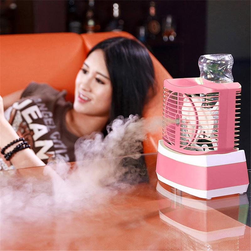 Mini Humidifier Conditioning Fan(China (Mainland))