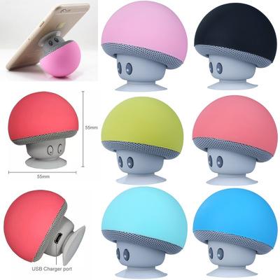 50PCS /Lot Free DHL Fedex Sports Bluetooth2.1 EDR Mini Cute Speaker Q-BS008(China (Mainland))