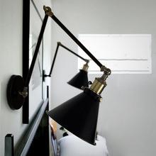 RH LOFT American Style Vintage Ceiling or Wall lamp Two way Use pendant RH Loft light E27 edison bulb Free Shipping(China (Mainland))