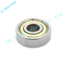 1pcs 608ZZ  8X22X7 608Z Miniature Radial Bearings 608 2Z Deep Groove Radial 608 Ball for 3D printer  Free Shipping!
