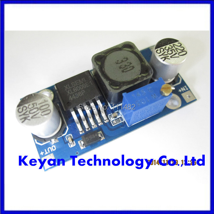 1pcs XL6009 DC DC Booster module Power supply module output is adjustable Super LM2577 step up