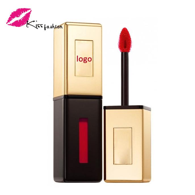 10 color Lips Brand Makeup Long Lasting Lip Gloss Red Liquid Matte Lipstick Waterproof Tint Lipgloss Cosmetics(China (Mainland))