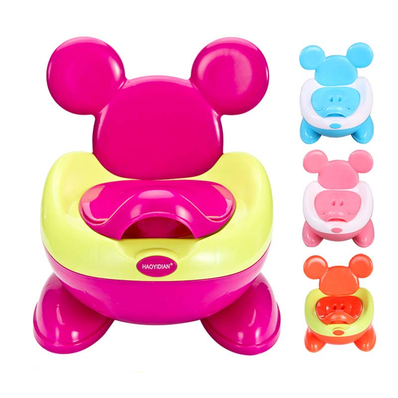 New Design Child folding portable to carry toilet baby potty chair Kids Comfortable Portable Cartoon Seat Toilet