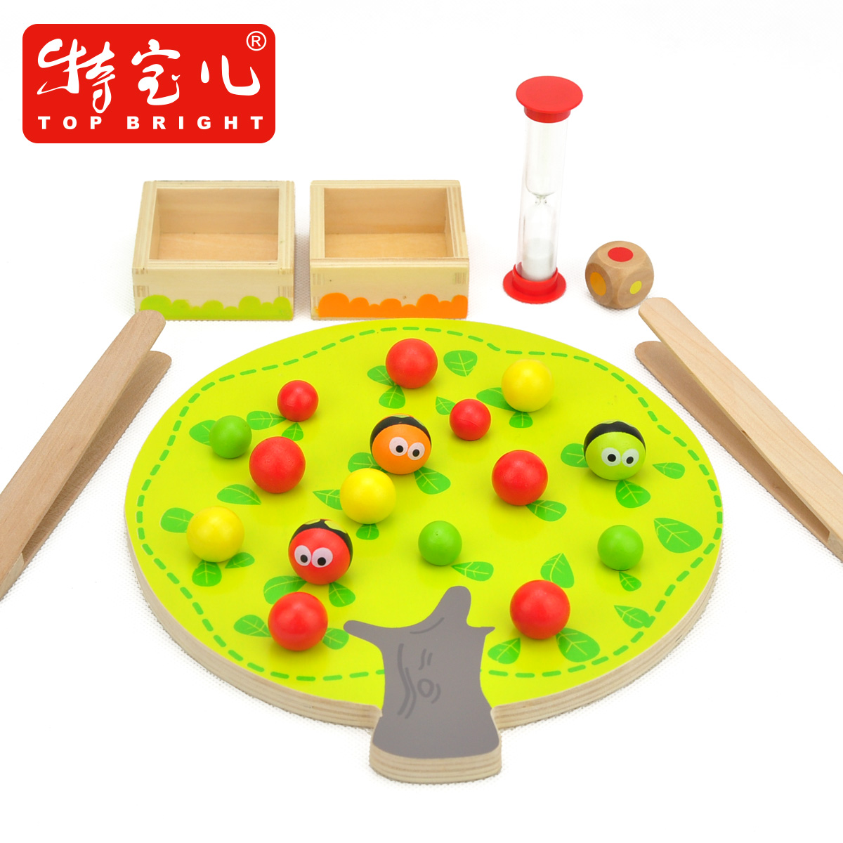Educational toys Wooden Toy Intelligence Toys Intellect Competition Montessori(China (Mainland))