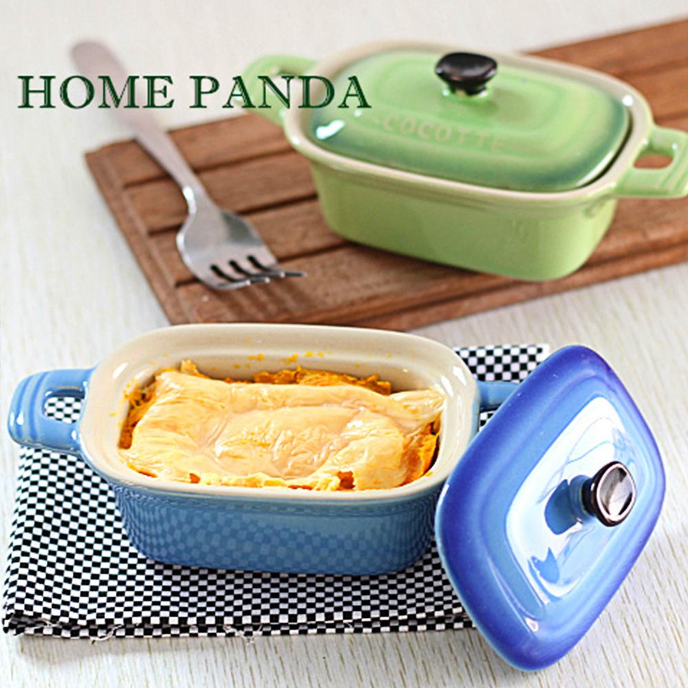 Rectangular Ceramic Baking Dishes Bake Bowl Interaural W