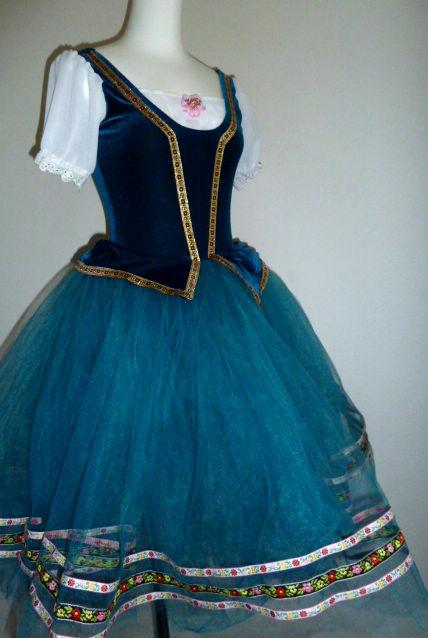 Adult Waltz Ballet Long Skirt Girls Professional Romantic Tutu Dress Ballerina Stage Performance Dancewear A-0441(China (Mainland))