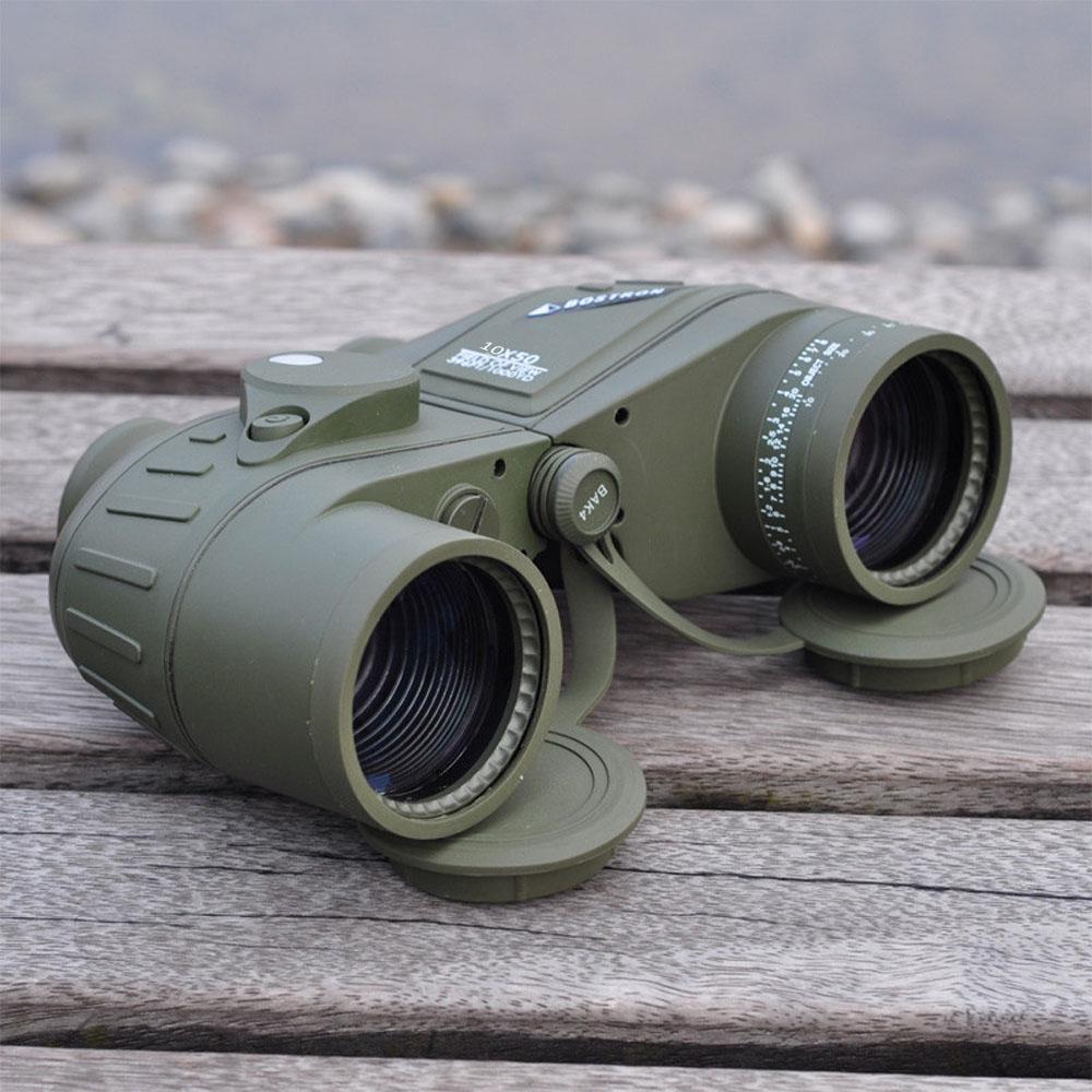 High 10X50 396FT/1000YDS Military Optic Binocular Waterproof Shockproof Telescope Spotting Scope with CompassTravel Concert<br><br>Aliexpress