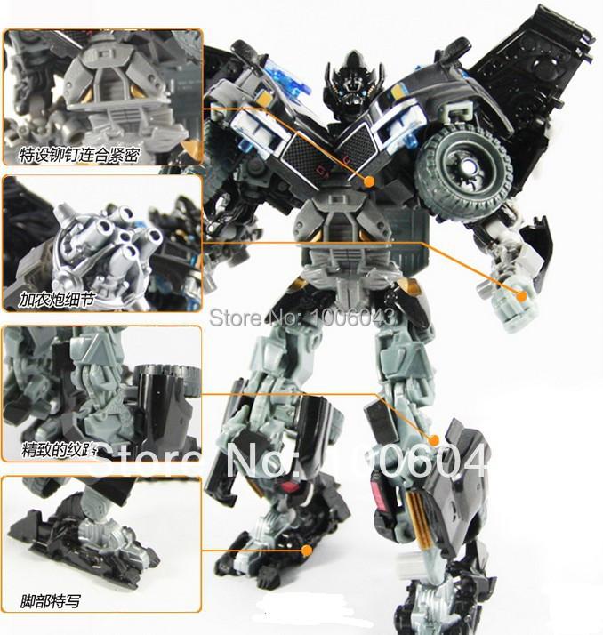 Optimus Prime Robot Age