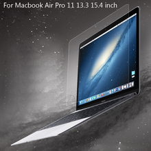 For Mac Modern Stylish Clear LCD Screen Protector Film Guard Cover Skin for Macbook Air Pro for Ipad 11 13.3 15.4 inch