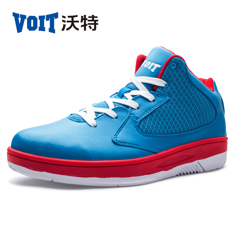 Voit Men's Basketball Shoes High-Tech Anti-Skid Athletic Basketball Boots Breathable Outdoor Basketball Sneaker Traning Shoes(China (Mainland))