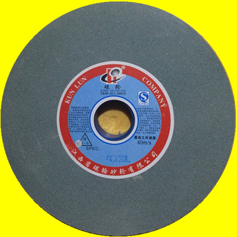 150*25*32 green silicon carbide grinding wheel parallel GC60