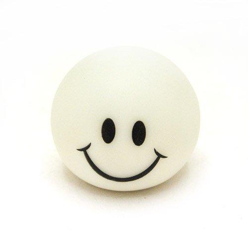 Smiley Face Flashing LED Light 7 Color Changing Led Toys Night Light 99(China (Mainland))
