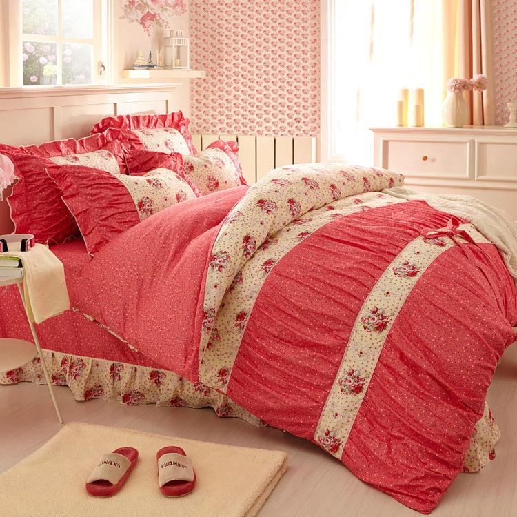 buy beautiful korean bedding set 100