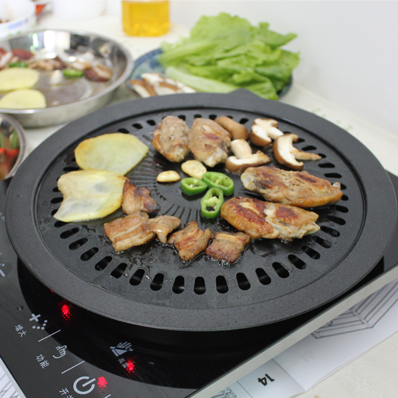 Promotion Outdoor Metal Barbecue Plate Spitrack Household Barbecue Frame Meat Machine Grill Plate Appliance Picnic Supplies(China (Mainland))
