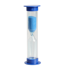 Mini Hourglass Sandglass Sand Clock Timer 120 Seconds 2 Minutes for Timing Cooking Games Exercising(China (Mainland))