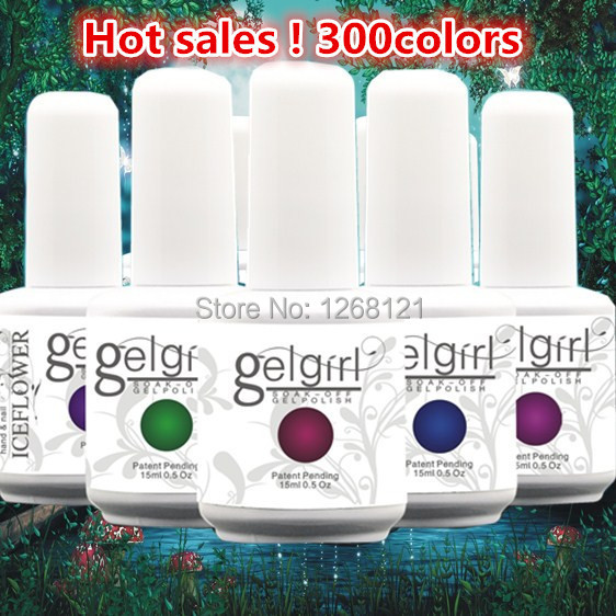 new NEW sale! 300 Color Optional 2014 hot good UV gel nail