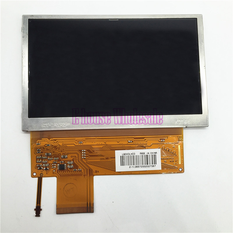 Original LCD Screen Dislay Replacement for PSP1000 PSP 1000 with best quality(China (Mainland))