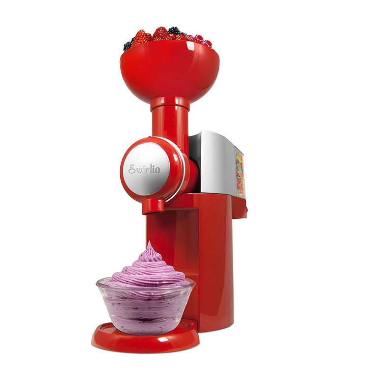 NEW Household Frozen Fruit Healthy Natural 660W 220V Ice Cream Machine Ice cream maker Fruit Desserts Production(China (Mainland))