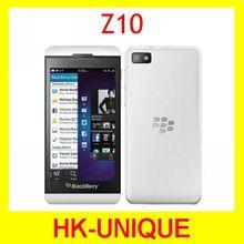 "Latest Model Z10 Original &Unlocked Blackberry hot sell 4.2"" touch screen,4G smartphone GPS freeshipping"