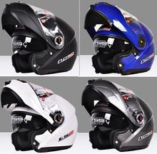 Hot sale New helmet LS2 ff370 motorcycle helmet LS2 helmet double lens ff370 latest version have bag 100% Genuine(China (Mainland))