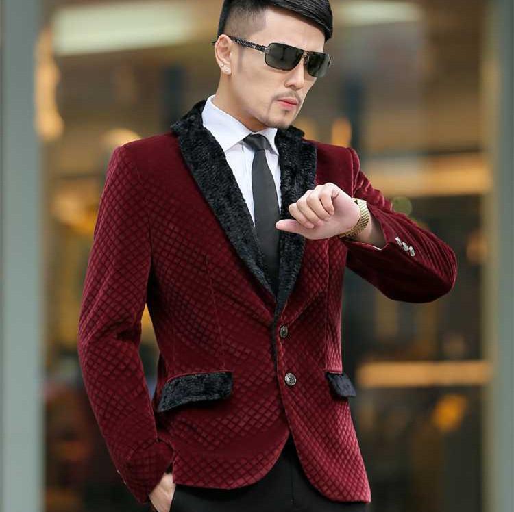 chaqueta de piel para hombre Vintage eBay