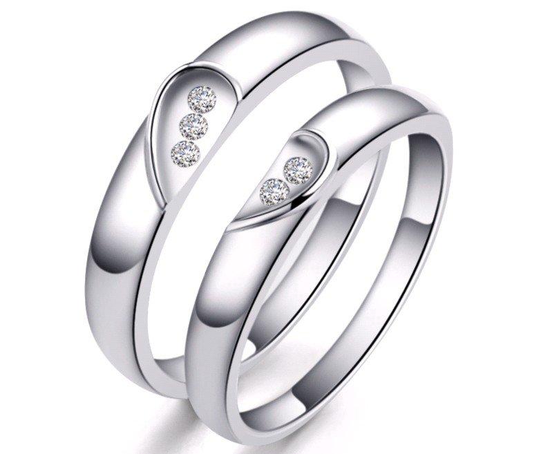 Diamond Rings For Couple Diamond Ring Couple Ring