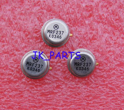 10pcs Motorola MRF237 Power Transistor TO-39(China (Mainland))