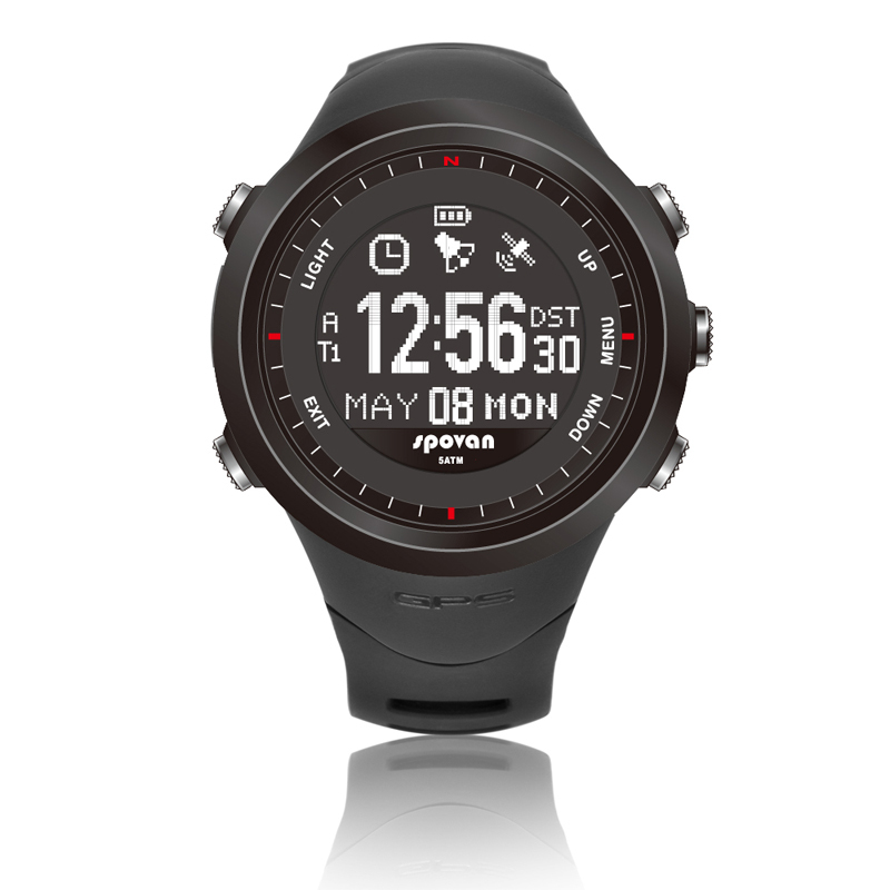 popular gps altimeter watch buy cheap gps altimeter watch lots from china gps altimeter watch. Black Bedroom Furniture Sets. Home Design Ideas