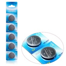 5pcs/Lot= 1pack ,CR2025 ECR2025 DL2025 BR2025 2025 KCR2025 L12 Button Cell Lithium Battery ,Watch Coin Battery, Free Shipping