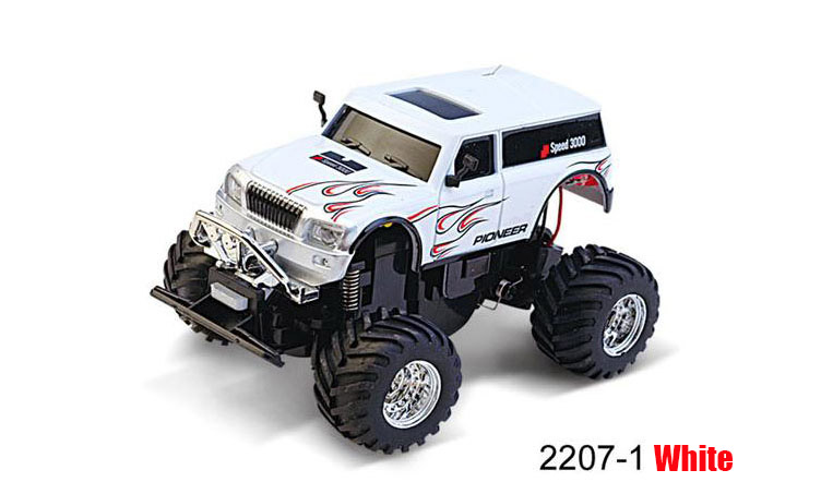 Stock 2015 New Rc Suv Remote Control Off Road Vehicle Great Wall Mini Electric Car Miniature Charging 1:58(China (Mainland))