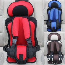 Portable baby car seat baby safety seat Children's Chairs in the Car,Updated Version,Thickening Sponge for 9Mouths-4Y 5-18kg kid(China (Mainland))