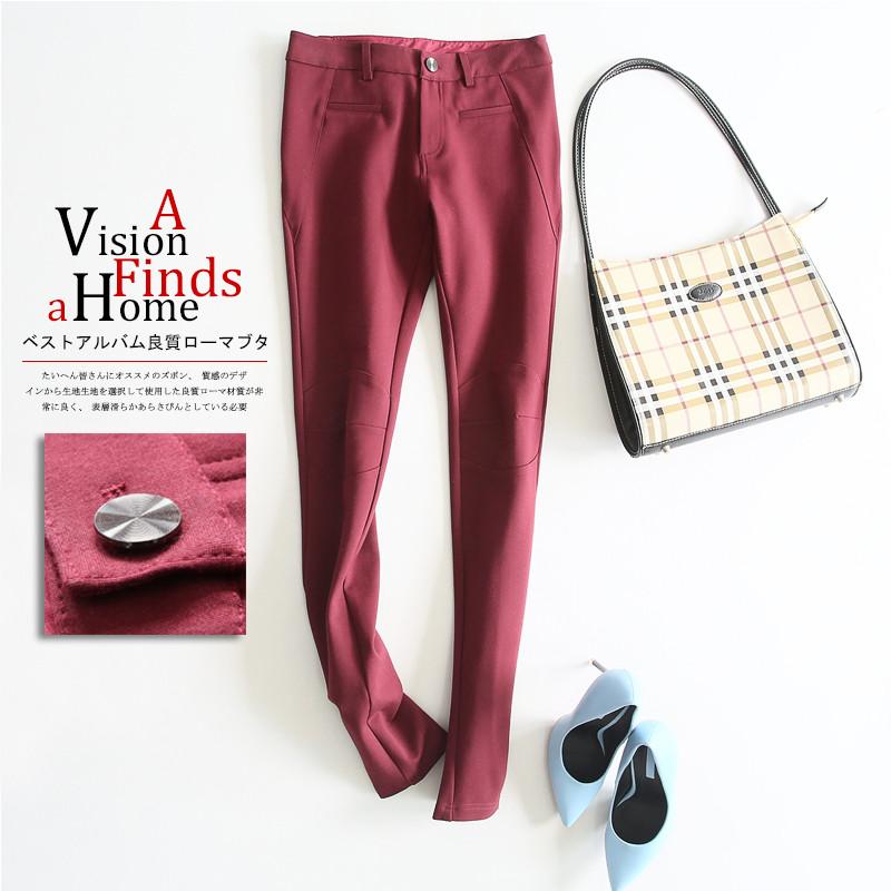 Women Pants Trousers Leather Pants Leggings HipHop Women Pencil Pants Skinny Jeans Woman High Waist Jeans American Apparel Jeans