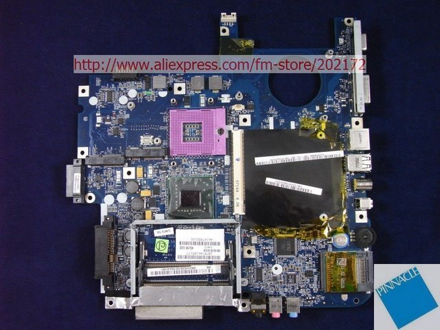 Laptop Motherboard FOR  ACER Aspire 7320 7720 7720G 7720Z MB.AHH02.001 (MBAHH02001)  ICL50 L02 LA-3551P 100% TSTED GOOD