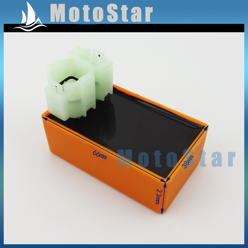 6 Pin AC Ignition CDI Box For CRF 230 230F 2003 2004 2005 2006 2007 2008 2009 2010 2012 Dirt Pit Bike Motocross Motorcycle(China (Mainland))